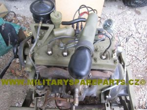 MOTOR JEEP WILLYS MB / FORD GPW / M38